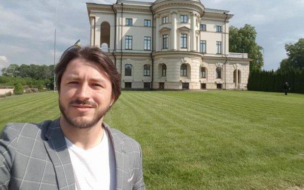 Притула показал самую известную памятку украинской истории