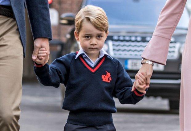 Подросший сын Кейт и принца Уильяма очаровал сеть: Его Королевское Высочество без зубов