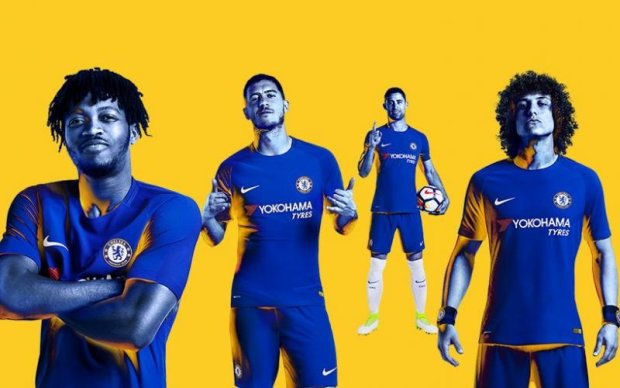 Челсі представив форму на наступний сезон