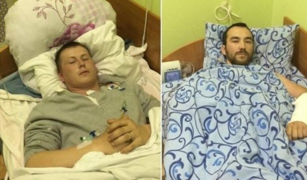 Пленных ГРУшников обменяли на украинских военных - СМИ