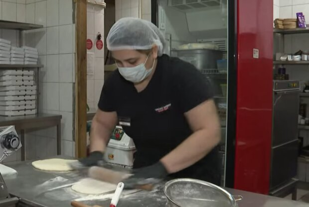 Ресторани на карантині, скріншот: YouTube