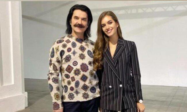 Павло Зібров та Олександра Кучеренко, фото: Instagram
