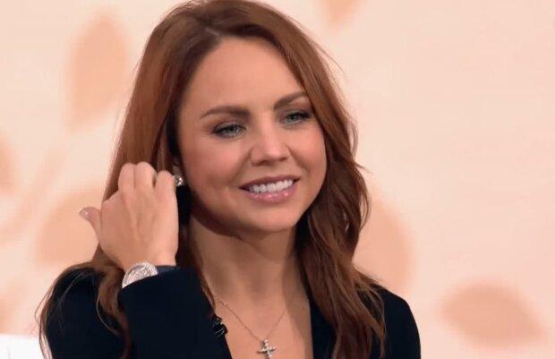 певица МакSим, скриншот с видео