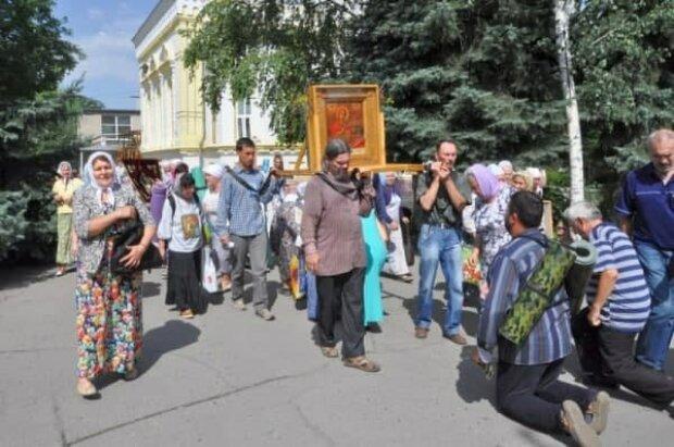 віруючі УПЦ пройдуть 700 км зі старовинною чудотворною святинею