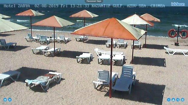 Вторая Зона 51: в сети всплыли фото жутких крымских пляжей, украинцы не узнают родные места