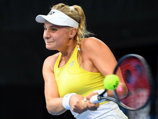 Мать Ястремской едва не потеряла глаз на Australian Open: фото 18+