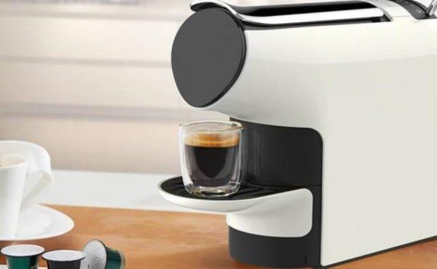 Xiaomi представила интеллектуальную кофеварку