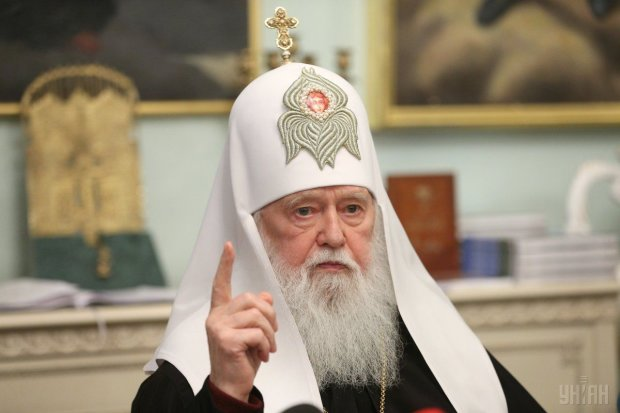 Томос – не панацея: Філарет нажахав українців долею святинь