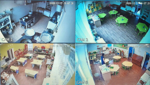 Камера відеоспостереження / фото: Красилівська ОТГ