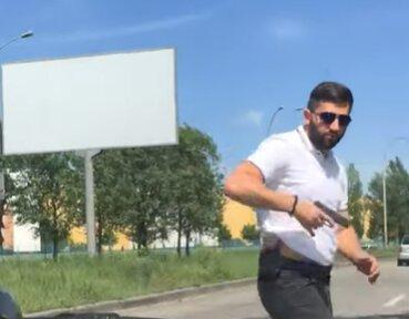 Охоронець Ляшка, фото: youtube