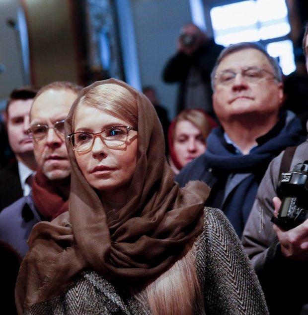 """Юлія Тимошенко (""""Батьківщина""""), кандидатка у президенти України"""