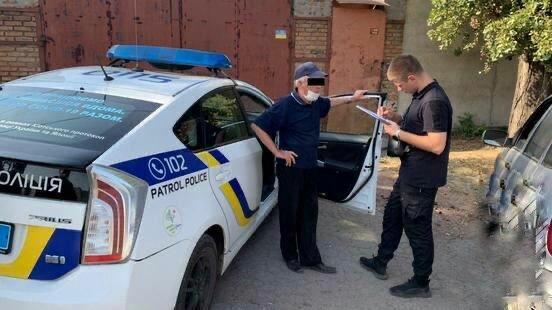 У Кривому Розі пенсіонер з собакою прострілив сусідові десну