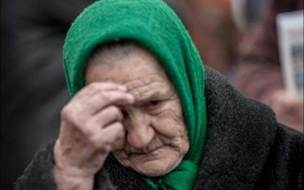 Жебрацтво на старості років: уряд не залишає шансів на пенсію