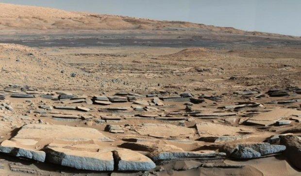 ЕSA знайшло докази потопу на Марсі