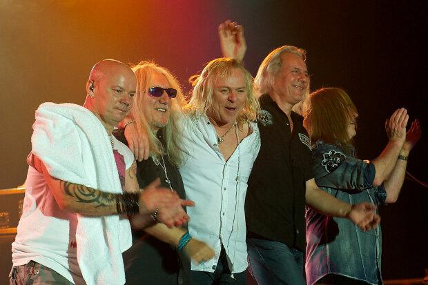 """""""Подарували"""" Київ Путіну: британські рокери Uriah Heep вляпалися в гучний скандал, українці киплять"""