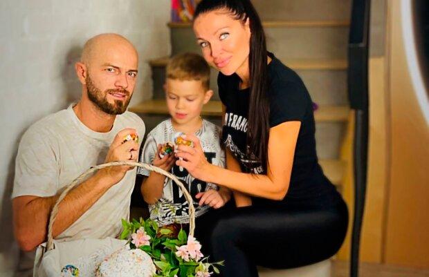 Влад Яма з сім'єю / фото: Instagram