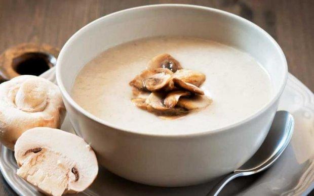Вкусный суп с грибами, от которого жизнь станет ярче