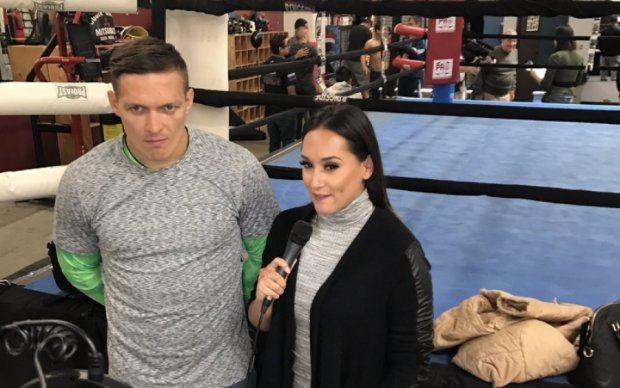 Усик: Никто не боксирует так, как Ломаченко