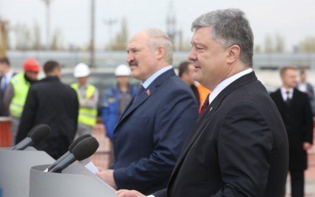 Лукашенка вивезли до Чорнобиля: фото