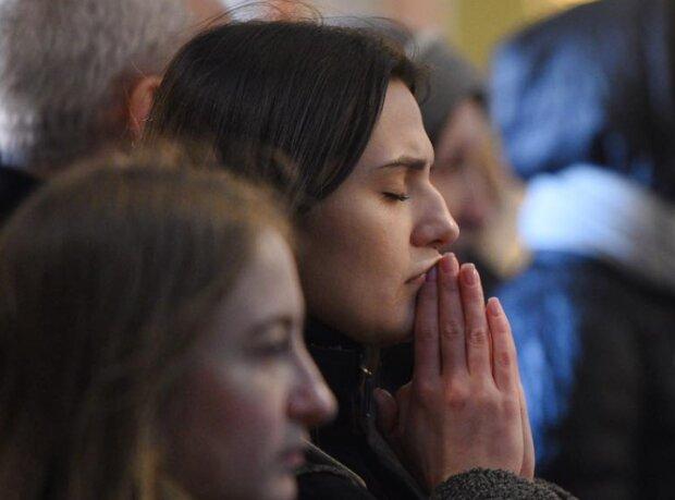 Молитва, фото facebook Епифания