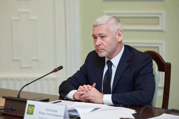 Терехов пообещал харьковчанам то, что обожает делать Кличко в Киеве
