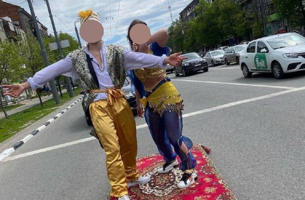 Публикация канала Украина в шоке: Telegram