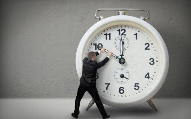 Перехід на літній час: коли переводити годинник