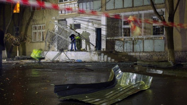 В Одессе прогремело несколько взрывов (фото)