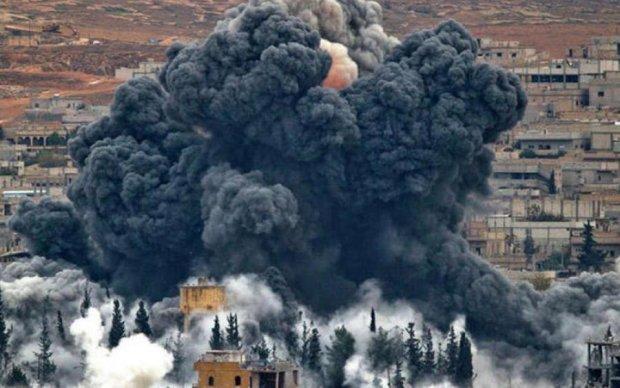 Сирия пытается выжить: удар США вызвал в Кремле истерику