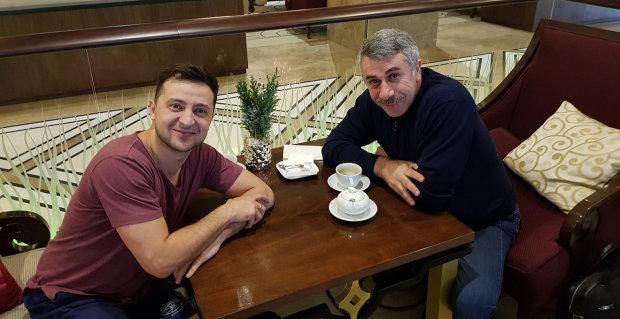 """У Зеленського розповіли про майбутнє Супрун та Комаровського: """"Це профанація"""""""