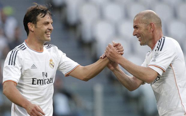 Лунину нужно расти, а Зозуля - лучший: легенда Реала высказался об украинских футболистах