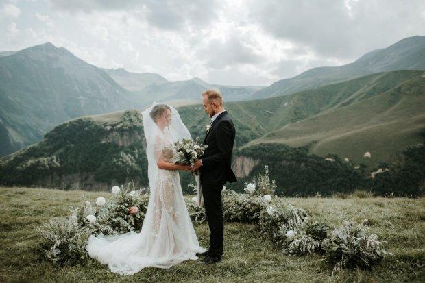 Супруги сбросили 88 кг и женилась во второй раз: все ради красивых свадебных фото