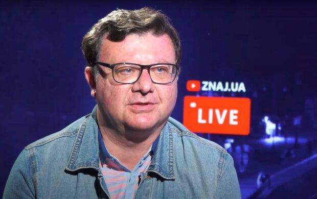 Андрей Павловский, скриншот видео