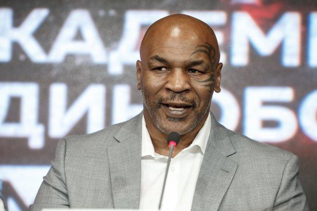 Тайсон в России сказал, что лучшим боксером мира является украинец