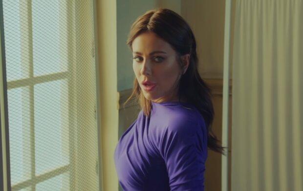 Ані Лорак, скрін з відео