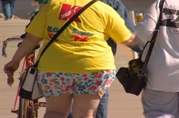 Ожиріння, скріншот відео