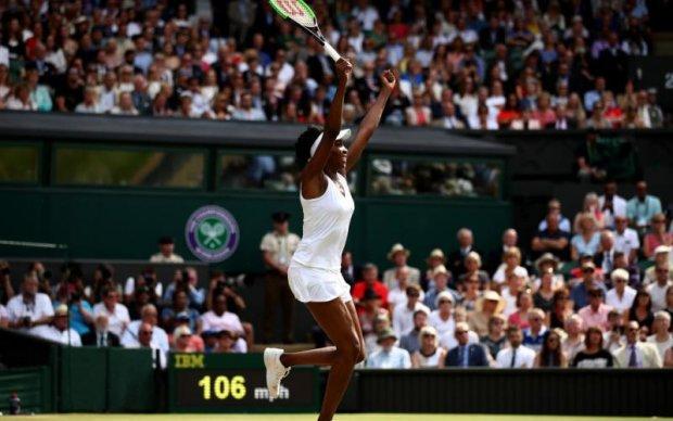 Американская теннисистка стала самой возрастной финалисткой Уимблдона