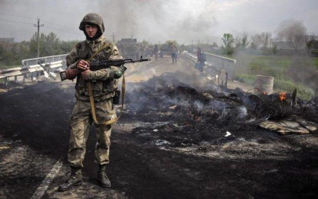 Геть з української землі: Донбас прикрасили патріотичними написами
