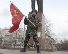 Путін кинув Чорного Леніна