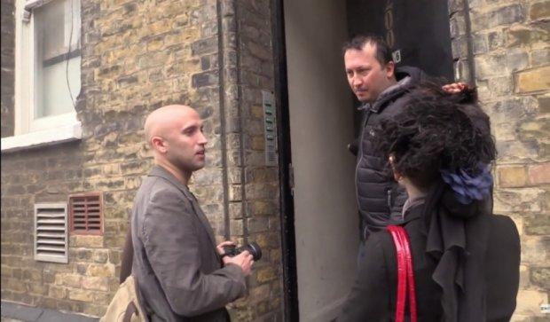 Журналіста Russia Today виштовхали з музею Бандери у Лондоні