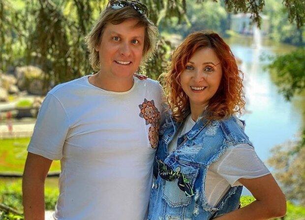 Степан Казанін з дружиною, фото - https://www.instagram.com/kvartal95official/