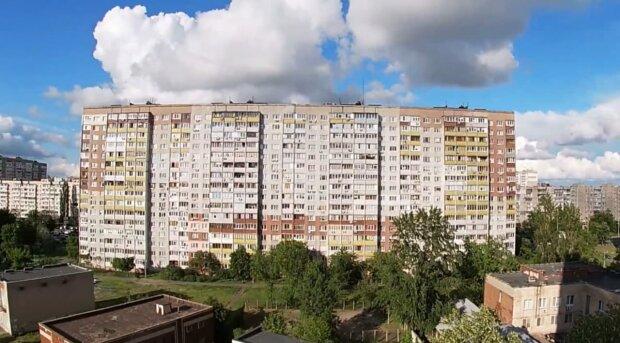нерухомість, скріншот з відео