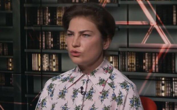 Ирина Венедиктова, скрин из видео