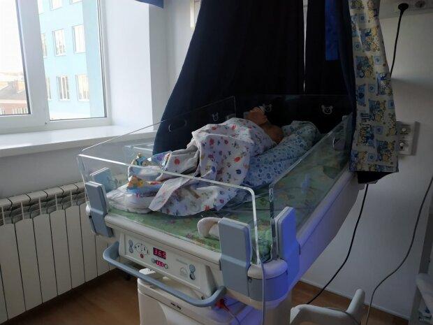 В Кривом Роге нашли брошенного младенца, Иллюстративное фото