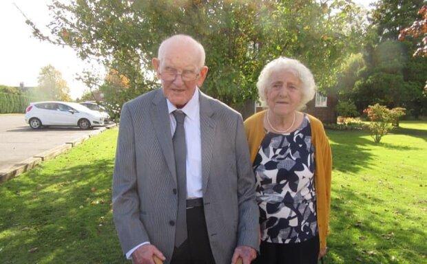 Маргарет і Дерек Ферт, фото: Daily Mail