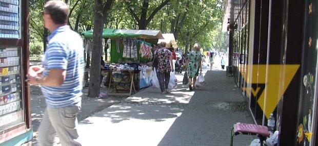 Киевляне просят Зеленского убрать киоски из Киева