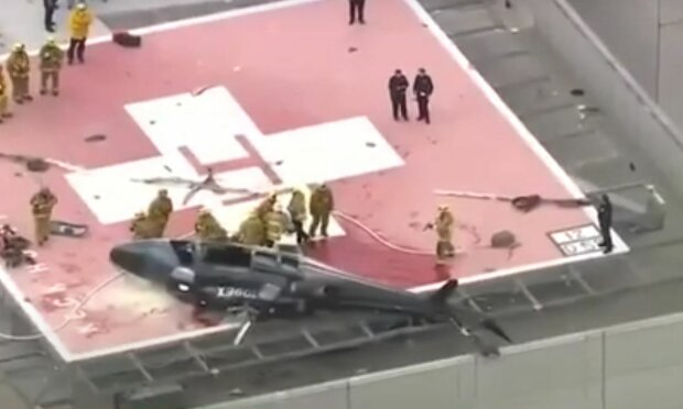 Трагедия в Сан-Диего, скриншот: YouTube