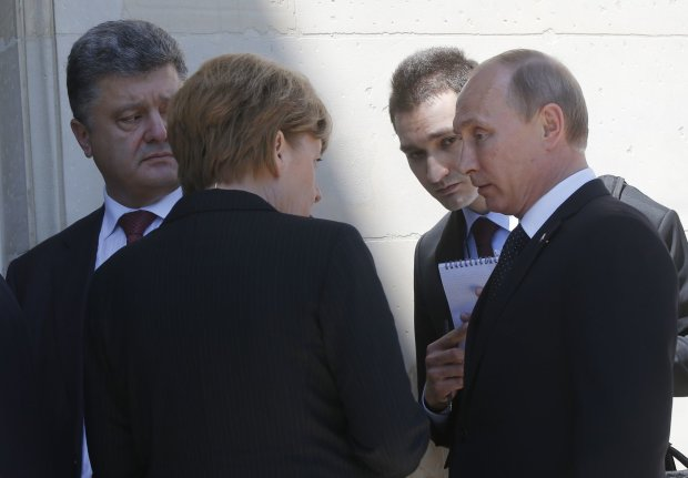 Порошенко назвав головну мету Путіна в Україні