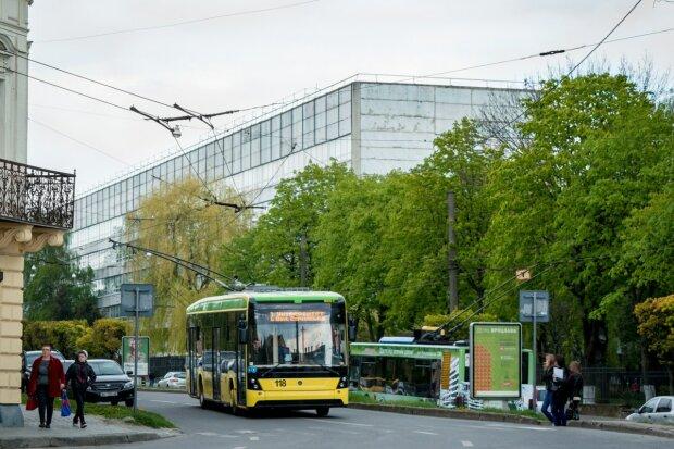 Во Львове повысят цены на проезд, То є Львів