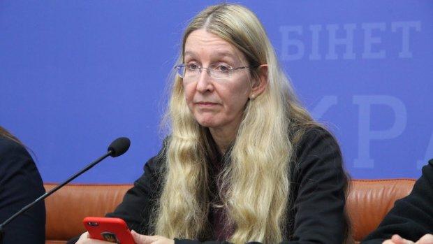 """Разъяренная Супрун запретила украинцам глотать: """"Это хуже цианида"""""""